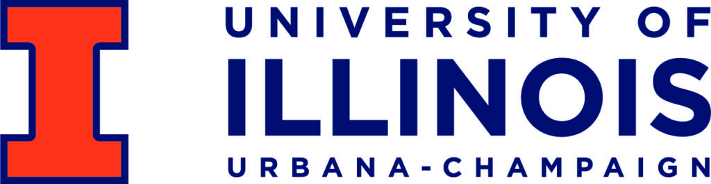 University of Illinois Urbana-Champaign logo and link